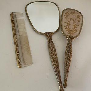 Vintage Vanity Set